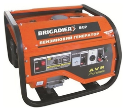 Бензиновый генератор БРИГАДИР Professional BGP-60Е