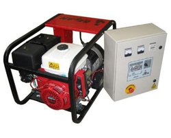 Бензиновый генератор GESAN G 7 TF H L auto