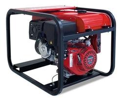 Бензиновый генератор GESAN G 7 TF H L rope
