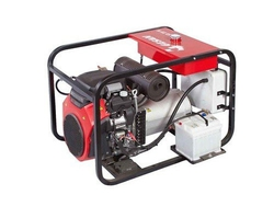 Бензиновый генератор GESAN G 12000 H L key
