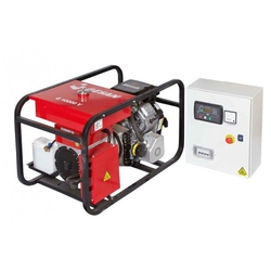 Бензиновый генератор GESAN G 10000 V L auto
