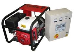 Бензиновый генератор GESAN G 7000 H L auto