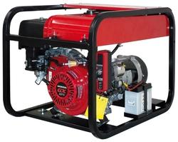 Бензиновый генератор GESAN G 6000 H L key