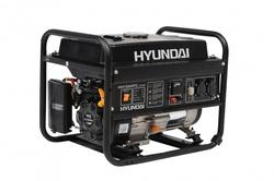 Бензо-газовый генератор серии Hybrid Hyundai HHY 3000FG