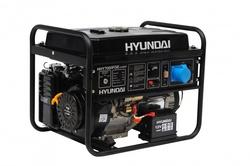 Бензо-газовый генератор серии Hybrid Hyundai HHY 7000FGE