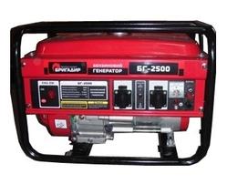 Бензиновый генератор БРИГАДИР БГ 2500 ES