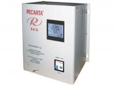 Стабилизатор напряжения РЕСАНТА АСН- 8000 Н/1-Ц Lux