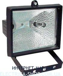 Прожектор под галогеновую лампу Delux 150W FDL-78 цвет-черный IP54